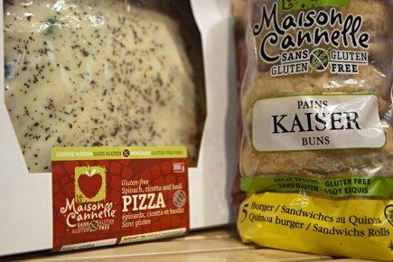 Des produits sans gluten... (Photo François Roy, La Presse)