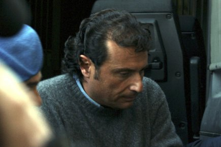 Le capitaine du Costa Concordia Francesco Schettino lors d'une... (Photo: AP)