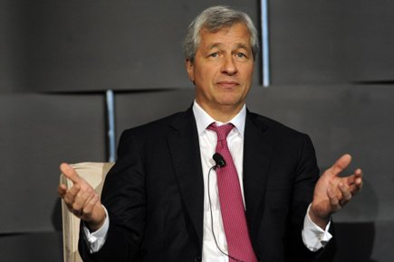 Jamie Dimon... (Photo: Reuters)