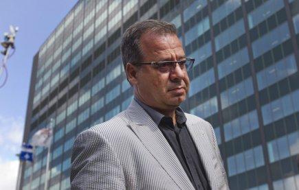 Le 16 mai, Paolo Catania a été arrêté... (Ivanoh Demers, La Presse)