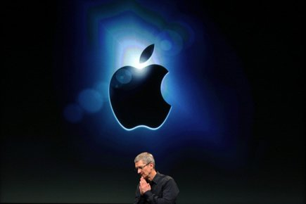 Tim Cook a empoché près de 378 millions... (Photo: Reuters)