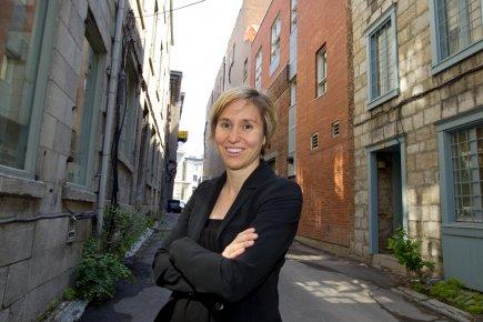 Geneviève Janelle est restée présidente de Magex Technologies,... (Photo Alain Roberge, La Presse)