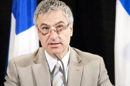 Jean-Marc Fournier... (Photo Ninon Pednault, La Presse)