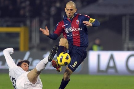 Marco Di Vaio apporterait une menace en attaque... (Photo: AP)