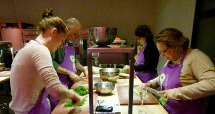 Dans le ventre de la belgique gourmande yves ouellet - Cours de cuisine bruxelles ...