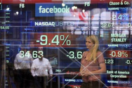 Investisseurs plus frileux, valorisations d'entreprises à la baisse,... (Photo Reuters)