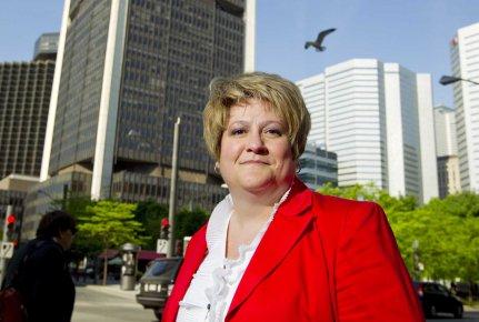 Sophie Labonne, planificatrice financière.... (Photo Alain Roberge, La Presse)