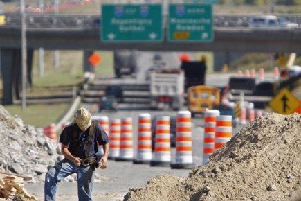 La directionde la Commission de la construction du Québec (CCQ)a décrété... (Photo: La Presse)