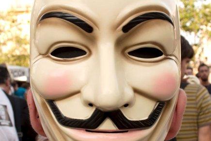 On connaissait le collectif Anonymous pour sa croisade contre l'Église de...