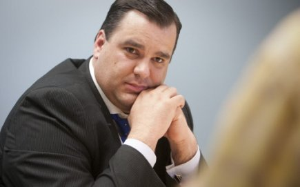 James Moore... (Archives La Presse)