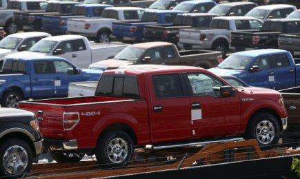 Les nouvelles ventes de voitures aux États-Unis continuent à gagner en vitesse.