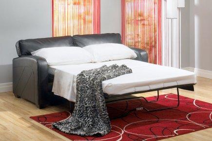 Canap s lits le secret est dans le matelas alexandra for Les meilleurs canapes lits