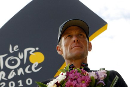 Lance Armstrong... (Archives AFP)