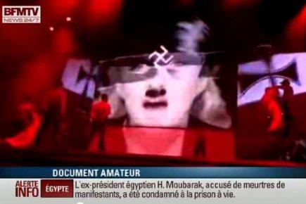 Le fondateur du Front National, Jean-Marie Le Pen, a affirmé jeudi qu'il ... (Photo: tirée de Youtube)