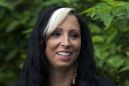 L'avocate, auteure, enseignante et observatrice politique Pam Palmater se... (Photo: La Presse Canadienne)
