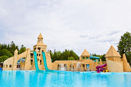 Le Village Vacances Valcartier propose une nouvelle attraction... (Village Vacances Valcartier)