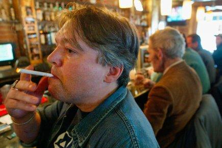 Si les Américains de 50 ans étaient en aussi bonne santé que leurs vis-à-vis... (Photo archives La Presse Canadienne)