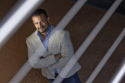 DaxDasilva, fondateur et président de LightSpeed, prévoit doubler... (Photo Ivanoh Demers, La Presse)