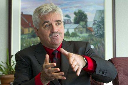 Claude Lafleur, patron de la Coop fédérée.... (Photo Alain Roberge, La Presse)