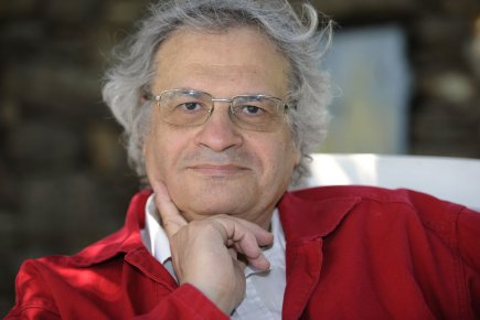 Amin Maalouf... (Photo: archives AFP)