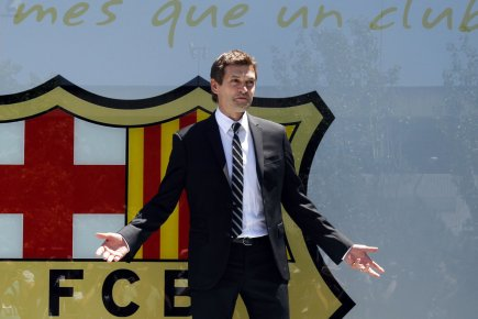 Francesc «Tito» Vilanova... (Photo : Albert Gea, Reuters)
