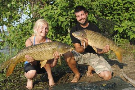 La pêche... (photo fournie par la pourvoirie du lac-saint-pierre