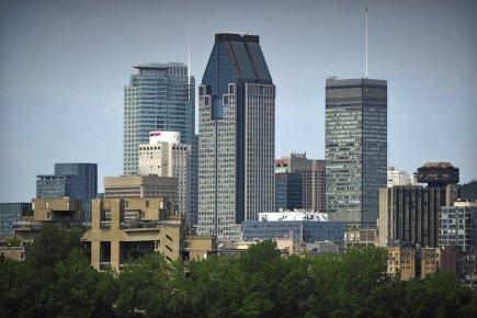 Montréal souffre d'un retard au chapitre de la... (Photo Bernard Brault, archives La Presse)