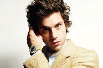 Mika... (Photo: fournie par Universal Music Canada)