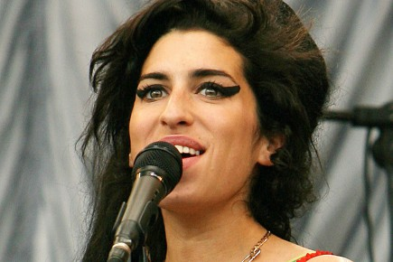 Amy Winehouse... (Photo: archives AFP)