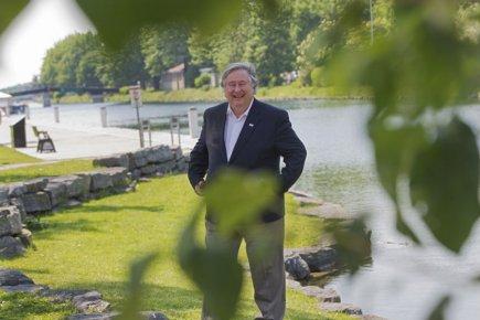 Le maire de Salaberry-de-Valleyfield, Denis Lapointe, a indiqué... (Photo Ivanoh Demers, La Presse)