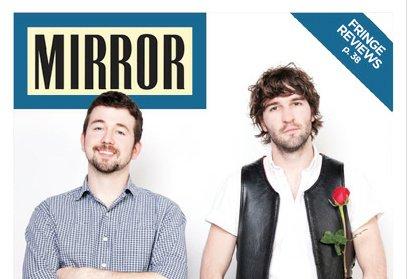 L'hebdomadaire culturel montréalais gratuit de langue anglaise Montreal Mirror...