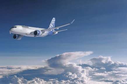 Bombardier affirme que ses appareils plus imposants -... (Photo: Bombardier)
