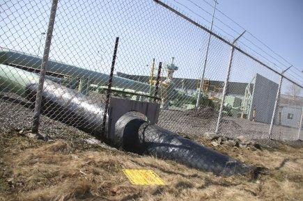 Tout comme au Québec, l'oléoduc de 18 pouces... (photo archives La Voix de l'Est)