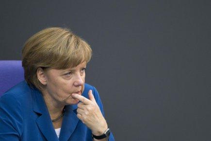 Dans un discours aux députés du Bundestag, chambre... (Photo Reuters)