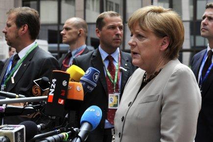 Les dirigeants des 27 doivent avaliser un pacte... (Photo AFP)