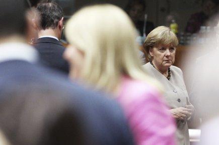 Jusqu'à présent, les autres dirigeants européens ont évité... (Photo Reuters)