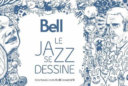 Cette année, pendant le Festival international de jazz de Montréal, Bell,...