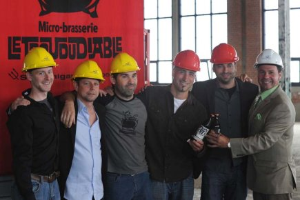 La microbrasserie Le Trou du Diable augmentera considérablement... (Photo: Sylvain Mayer)