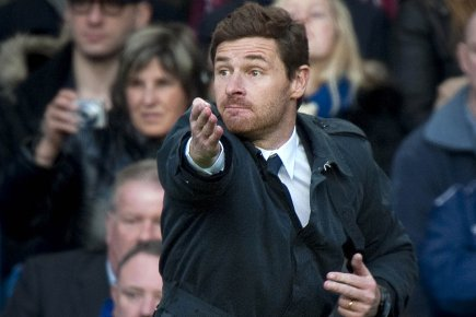 André Villas-Boas... (Photo: AFP)
