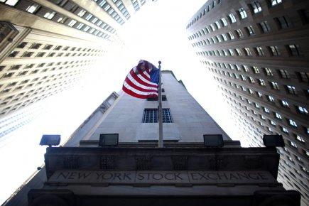 La Bourse de New York a terminé la séance en baisse lundi, dans un marché peu... (Photo Eric Thayer, archives Reuters)