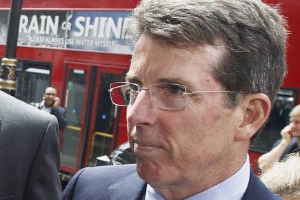Bob Diamond, ex-directeur général de la banque britannique... (Photo Reuters)