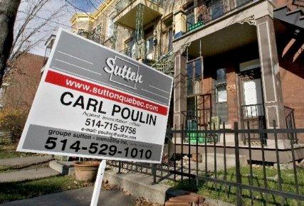 Le nombre de propriétés vendues au-delà du prix demandé a augmenté de 17%...