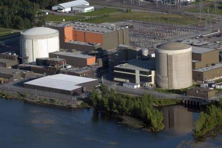 La perte de Gentilly-2 retranchera 675 mégawatts au... (Photo: archives Le Nouvelliste)