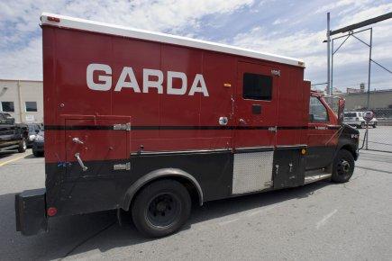 La firme de services de sécurité Garda a annoncé vendredi l'acquisition  de... (Photo Patrick Sanfaçon, archives La Presse)