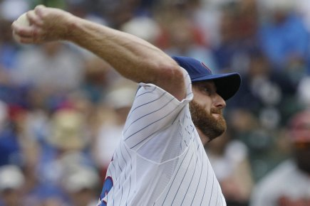 Ryan Dempster... (Photo : Nam Y. Huh, AP)