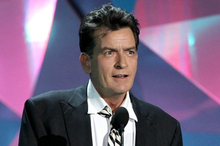Charlie Sheen a déclaré que l'ajout de 90... (Photo: AP)