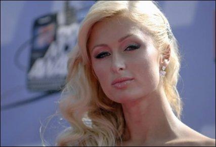 Paris Hilton, dimanche aux MTV Movie Awards, quelques heures avant de