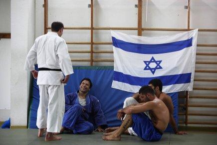 Sur la photo, des athlètes israéliens s'entraînent au... (Photo: archives Reuters)