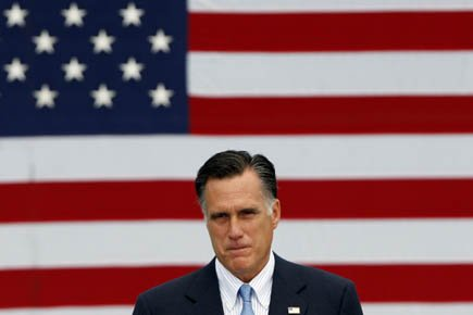 Mitt Romney... (Photo: Reuters)