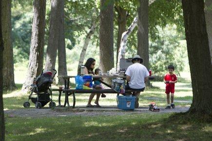 Parc Angrignon Montreal le Parc Angrignon Accessible